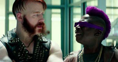 Ninja Turtles 2 Clips Show Bebop & Rocksteady's Mutation