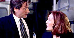 Watch Mulder & Scully Get It on in Jimmy Kimmel's X-Files Parody