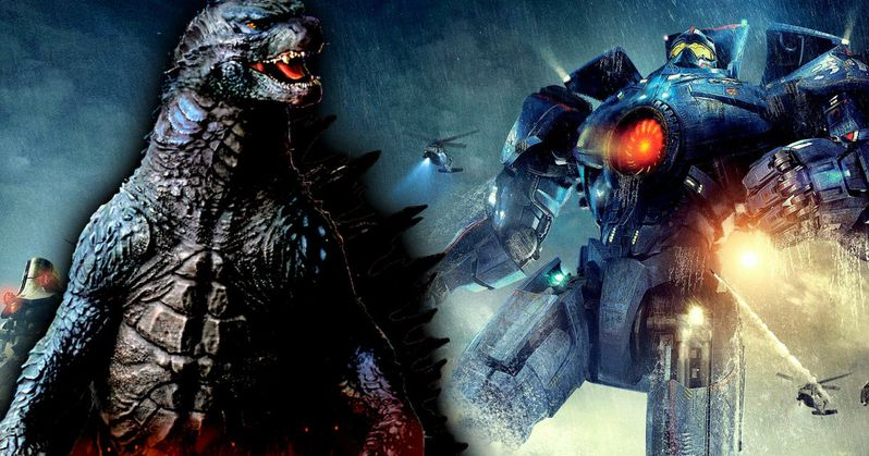 New Godzilla 2 and Pacific Rim 2 Titles Announced