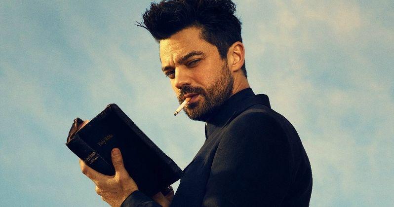 Preacher Renewed for Season 2 on AMC