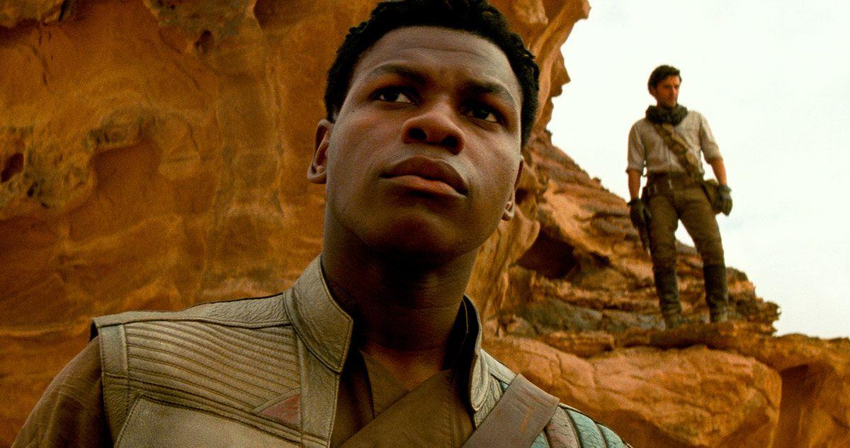 John Boyega Hints at Finn's Future After The Rise of Skywalker
