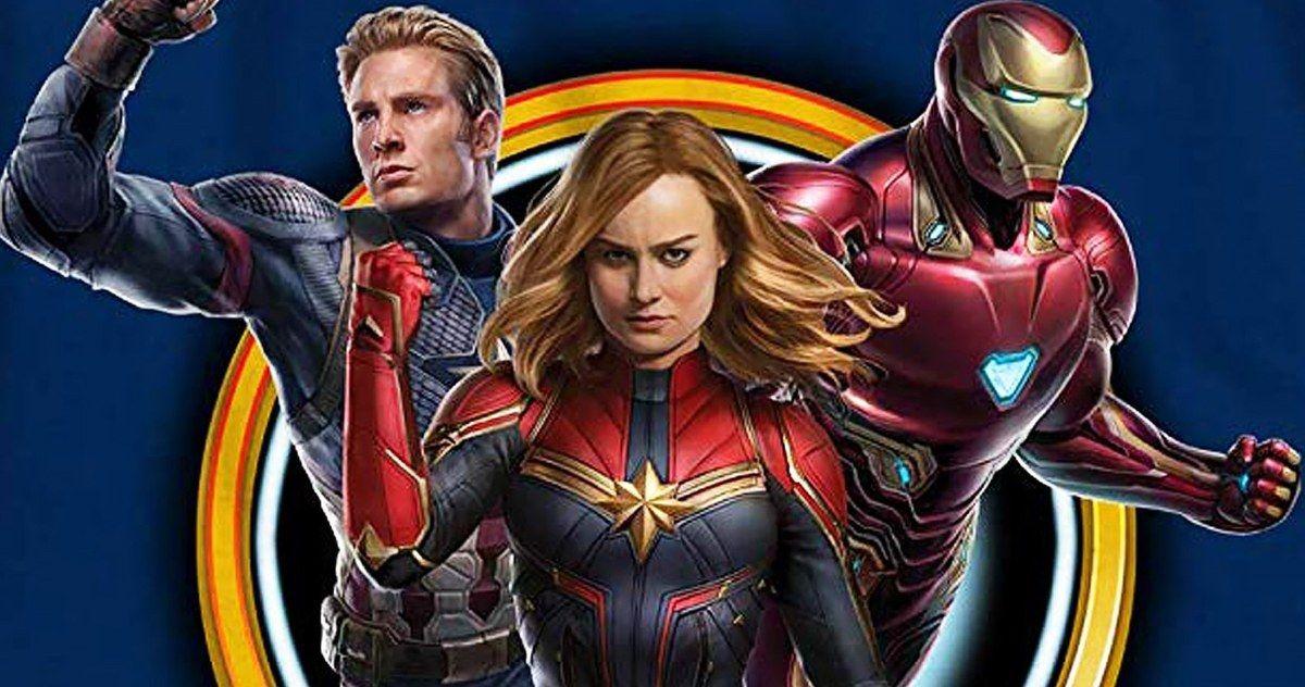 New Avengers LEGO Sets Tease Big Avengers: Endgame Action ...