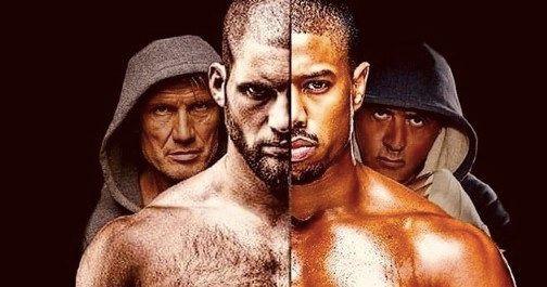 Creed 2 Poster Has First Look at Ivan Drago Jr.