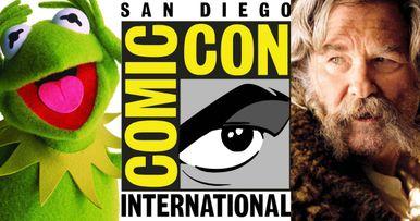 Comic Con 2015 Saturday Schedule