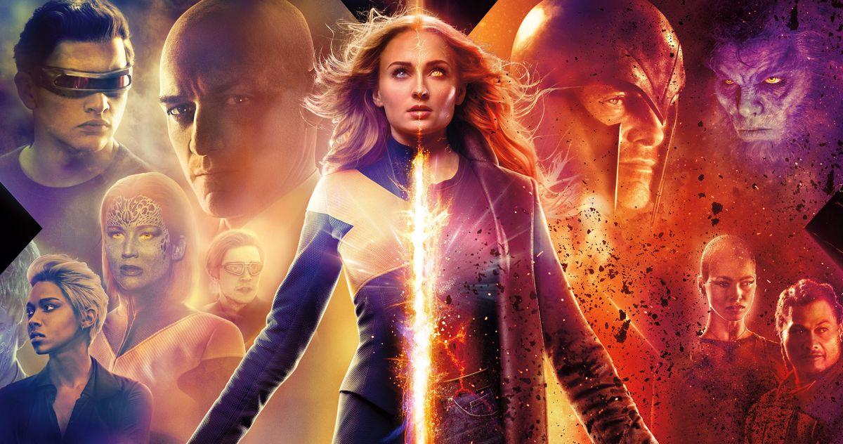 Dark Phoenix Ending Was Reshot Because Another Superhero ...  X Men 2 Movie Wallpaper
