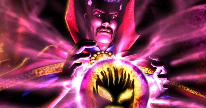 Marvel's Doctor Strange Will Not Be an Origin Movie