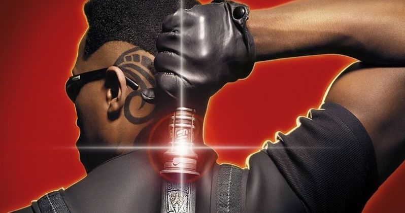 Blade 4 Is in Marvel's Court Says Wesley Snipes