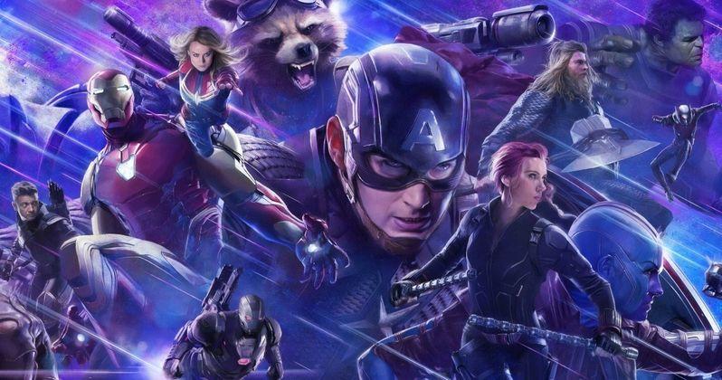 Robert Downey Jr. Shares His Avengers: Endgame Production Wrap Video