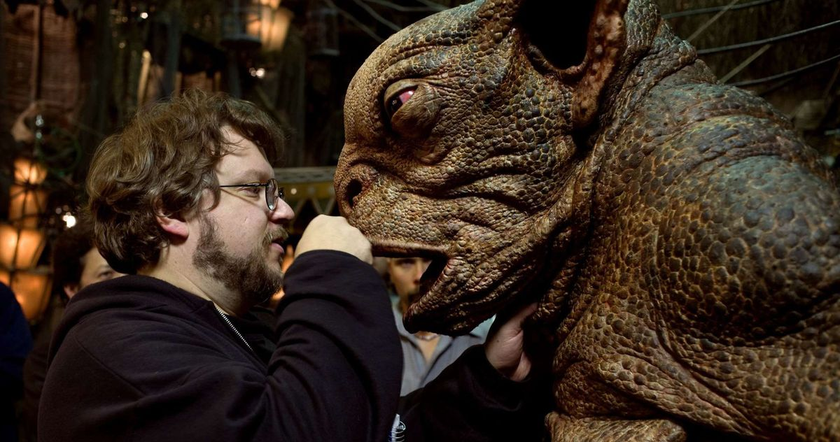 Guillermo Del Toro Will Fight to His Grave to Get 'At the Mountains of Madness' Made
