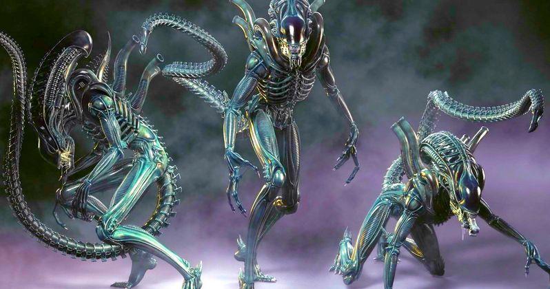 Prometheus Sequels Will Reveal Alien Creators Says Ridley Scott