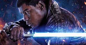John Boyega Talks Lightsabers, Stormtroopers & Star Wars 7 | EXCLUSIVE