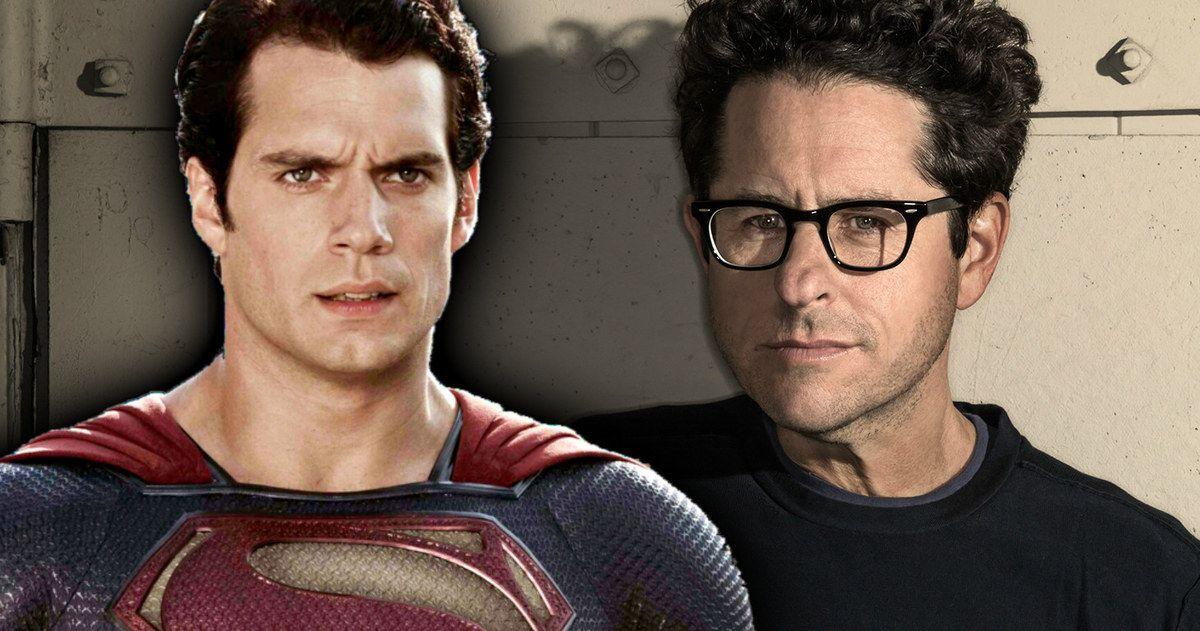 Is J.J. Abrams Directing Superman Sequel Man of Steel 2?