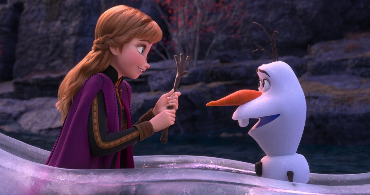 New Frozen 2 Trailer Sends Anna & Queen Elsa on a Trip Into the Unknown