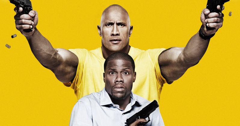 Central Intelligence Trailer Starring Kevin Hart & Dwayne Johnson