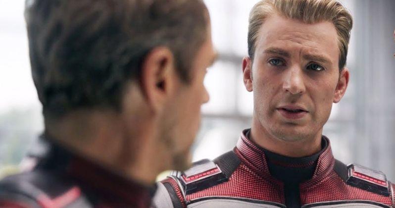 Avengers: Endgame TV Spot Celebrates Captain America's Optimistic Spirit