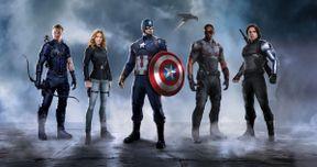 Captain America: Civil War Trailer Footage Leaks