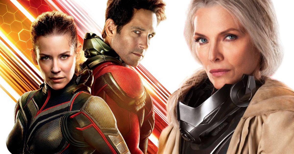 Мишель Пфайффер вернется в роли Джанет Ван Дайн в «Человеке-муравье 3».