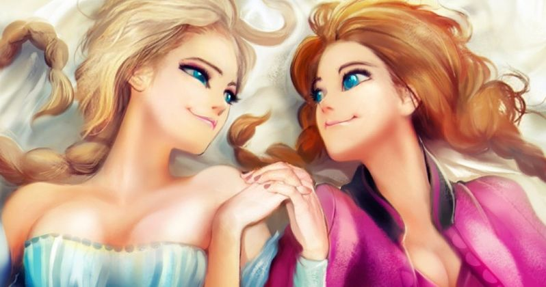 Will Frozen 2 Really Give Elsa a Girlfriend?