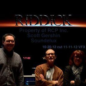 Riddick Logo Revealed!