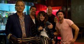 Zooey Deschanel Tweets Rock the Kasbah Cast Photo as Shooting Wraps