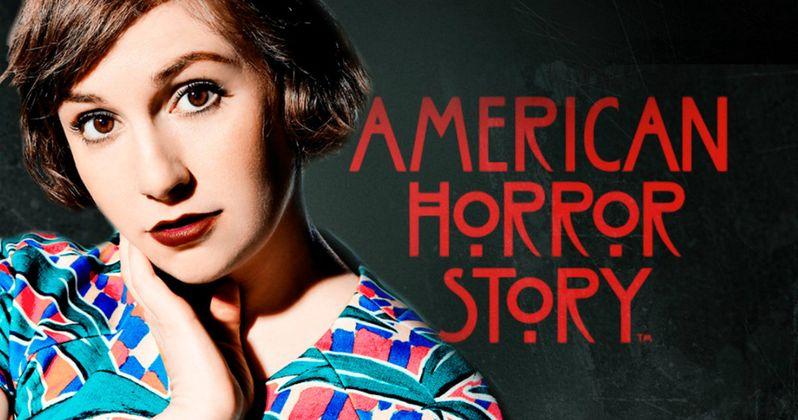 American Horror Story Season 7 Gets Girls Star Lena Dunham