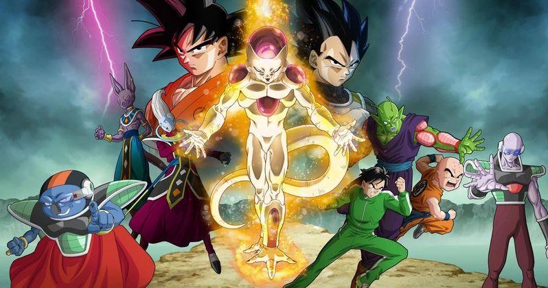 Dragon Ball Z: Resurrection F Gets U.S. Summer Release