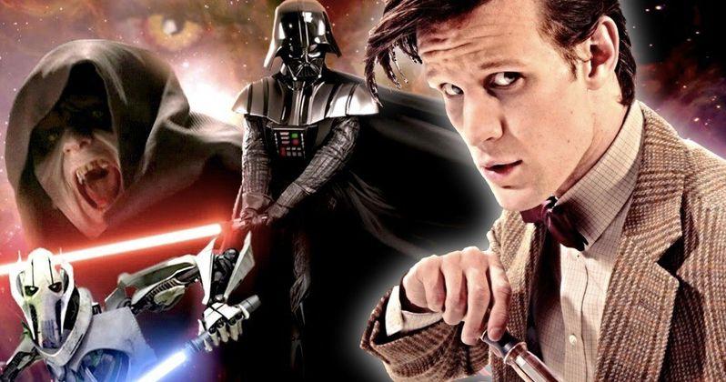 Star Wars 9 Has Matt Smith as a Young Version of a Classic Villain?
