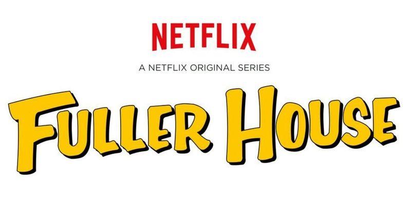 Fuller House Netflix Series Logo Unveiled