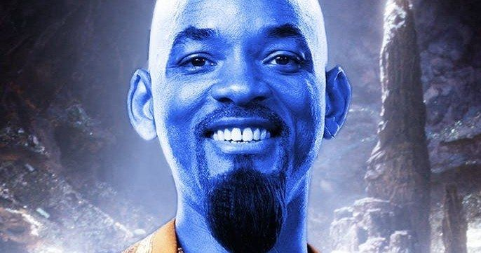 Aladdin 2019 The Genie