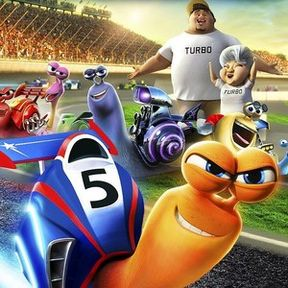 Turbo Blu-ray 3D, Blu-ray and DVD Arrive November 12th