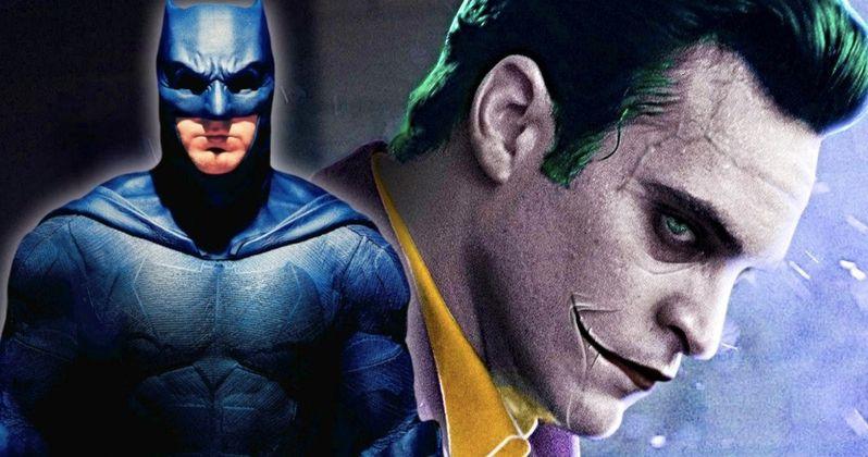 Joaquin Phoenix's Joker Movie Has a Major Batman Connection?