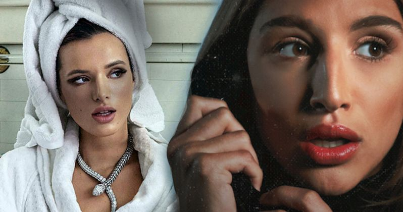 Bella Thorne Taught Abella Danger 'A Lot' on the Set of Her PornHub Movie