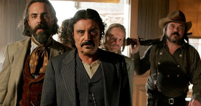 Deadwood Movie May Shoot This Year Says Ian McShane