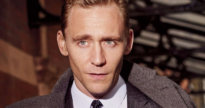 Tom Hiddleston James Bond Talks Confirmed?