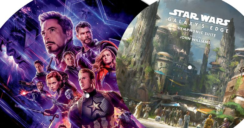 Avengers: Endgame, Star Wars: Galaxy's Edge Vinyl Soundtracks Coming to D23 Expo