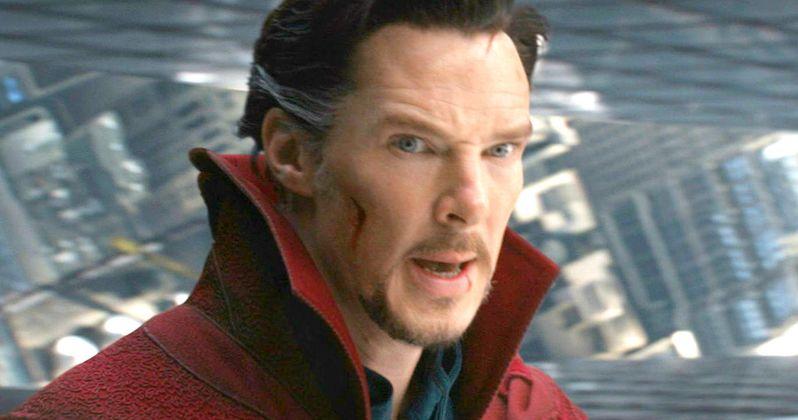 Doctor Strange Test Screening Audiences Love Cumberbatch Says Director