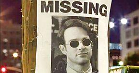 Matt Murdock Goes Missing in Daredevil Season 3 Motion Poster