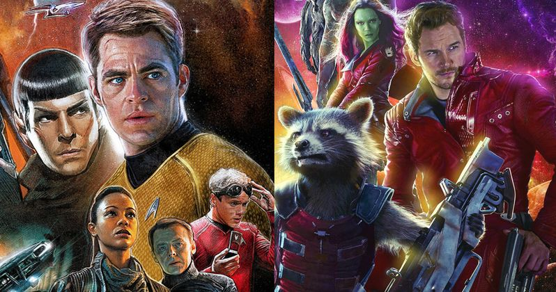 Star Trek 3 to Be More Like Guardians of the Galaxy?