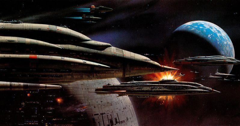 Is Admiral Ackbar's Mon Calamari Cruiser Returning in Rogue One?