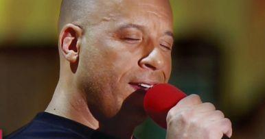 Nerd Alert: Vin Diesel Sings, Real Captain America & More