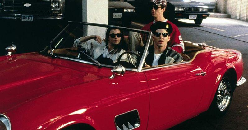 Ferris Bueller Ferrari Replica Goes Up for Auction
