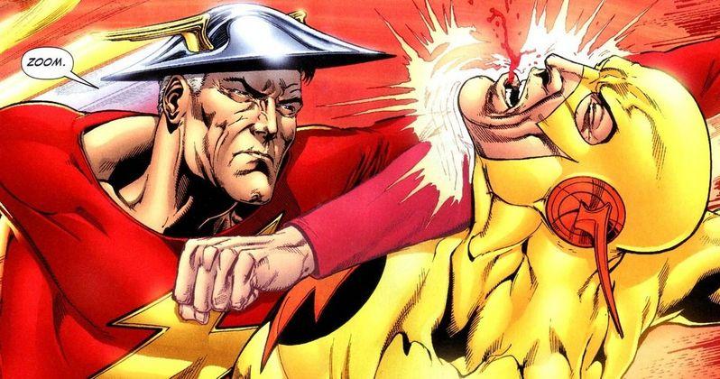 DC's Legends of Tomorrow Photo Reveals Jay Garrick Flash Helmet
