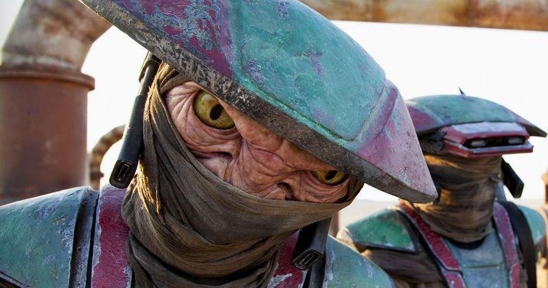 Will Constable Zuvio Finally Show Up in Star Wars 9?