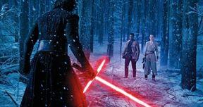 13 Best Scenes in Star Wars: The Force Awakens