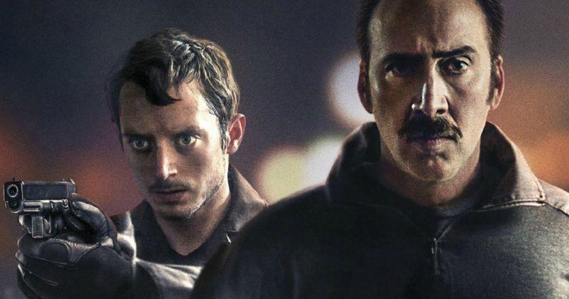 The Trust Trailer Teams Nicolas Cage & Elijah Wood as Crooked Cops