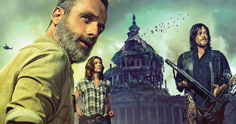 Walking Dead Season 9 Poster Takes the Survivors to Washington D.C.