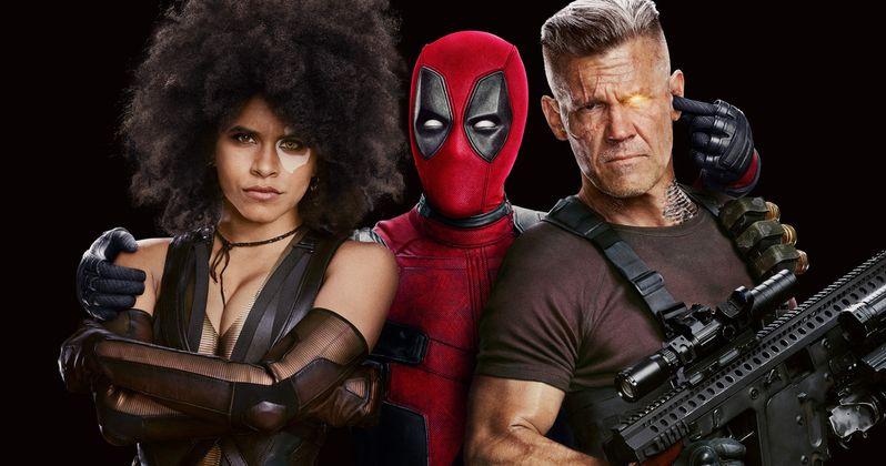Deadpool 2: Uncut Will Premiere at Comic-Con