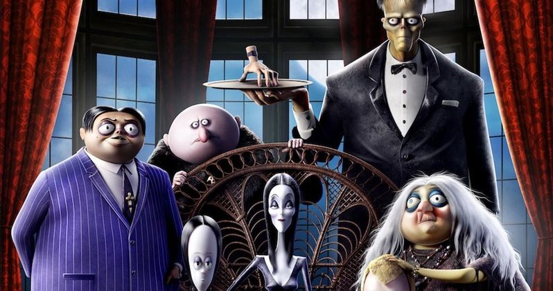 The Addams Family Trailer: The Creepy Clan Get Their First Animated Movie