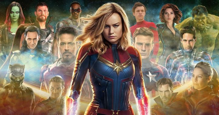 Captain Marvel Is On Track For A Huge Record Breaking Opening Weekend