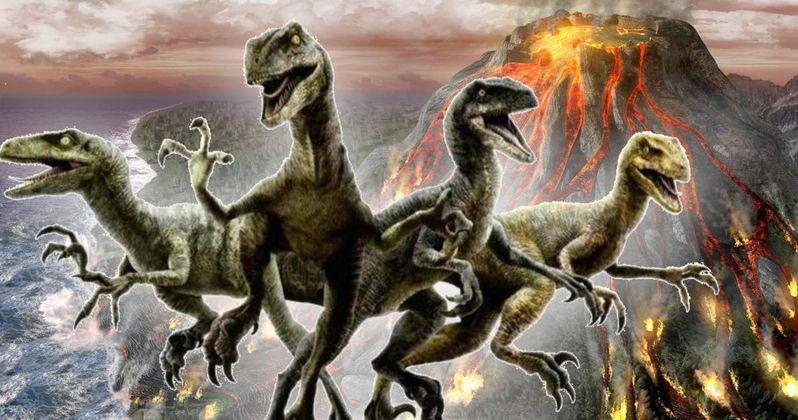 Jurassic World 2 Volcano and Returning Dinosaurs Revealed